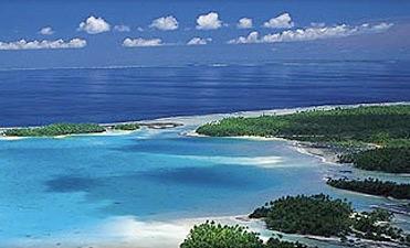 Le isole di Tahiti